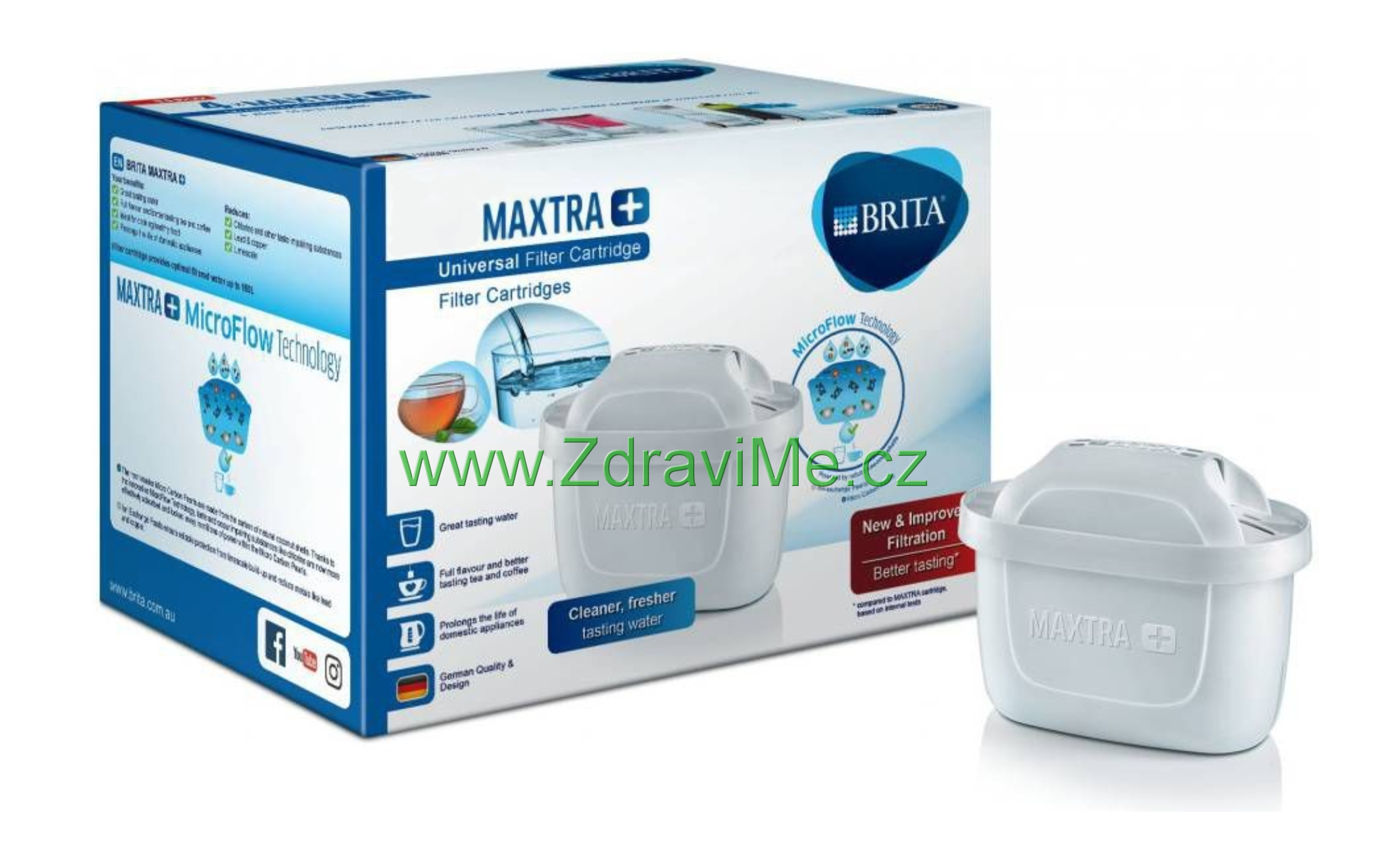 BRITA MAXTRA PLUS 1ks