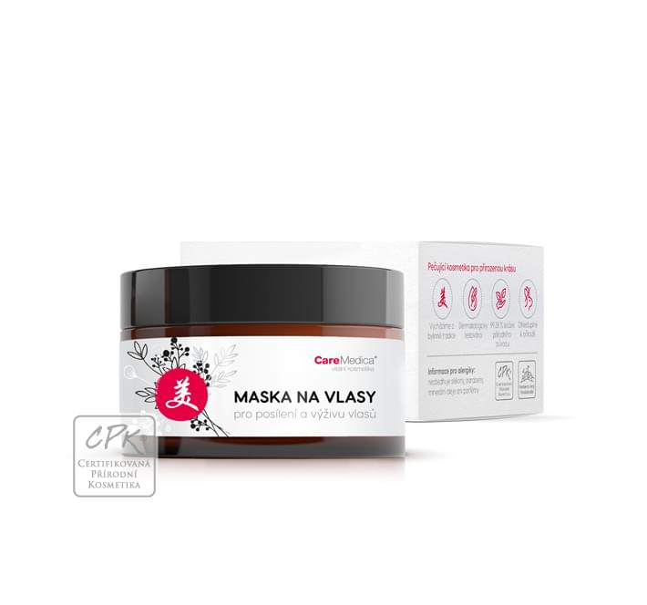 CareMedica maska na vlasy 70 ml