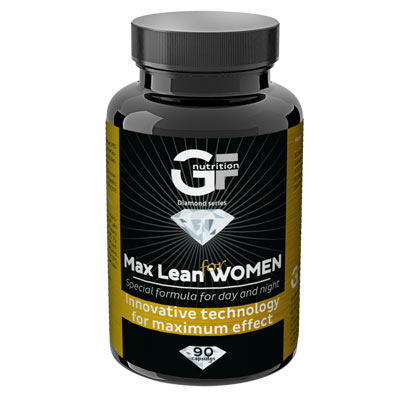 GF nutrition Max Lean WOMEN 90 kapslí
