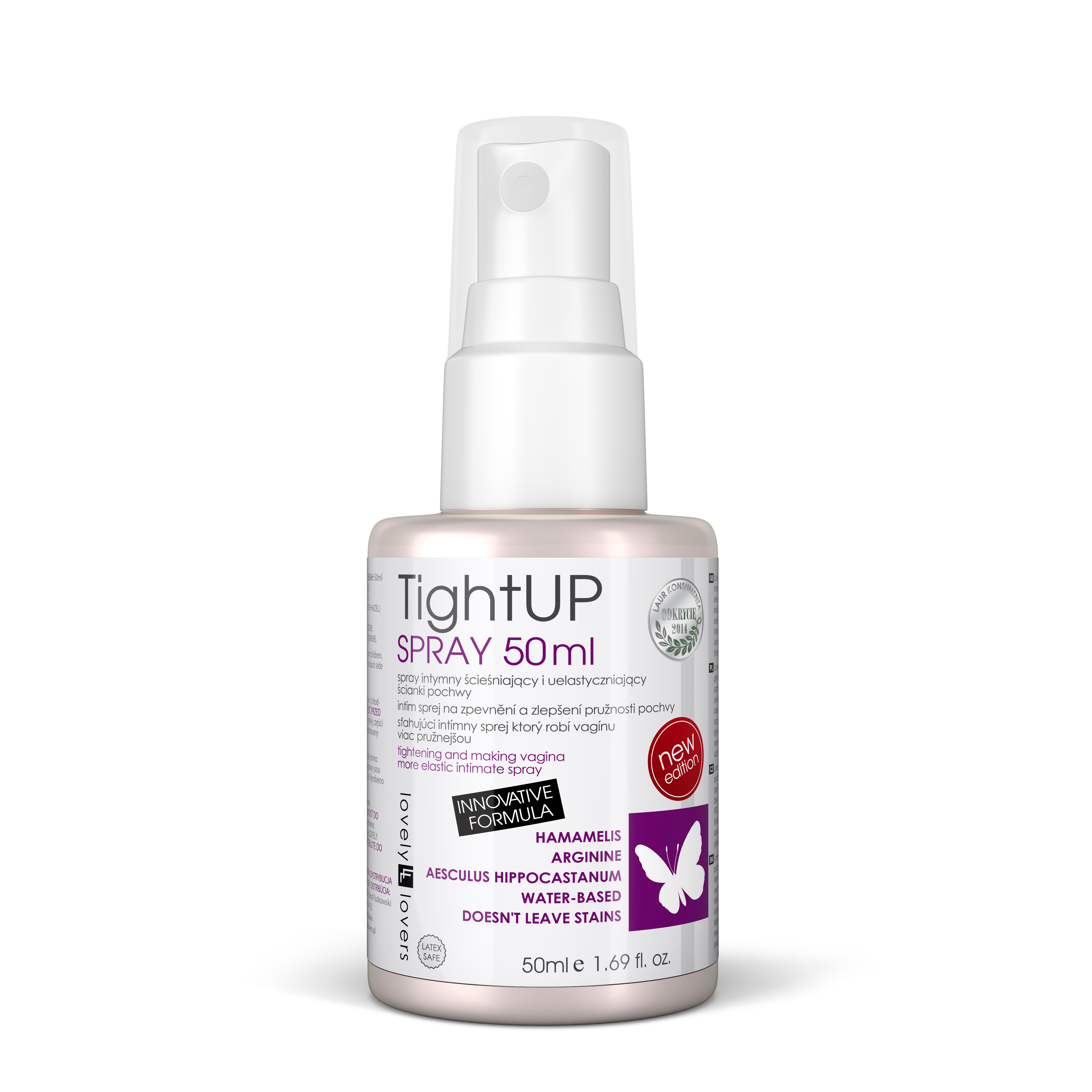 Lovely Lovers TightUP spray na zůžení vagíny partnerky 50ml