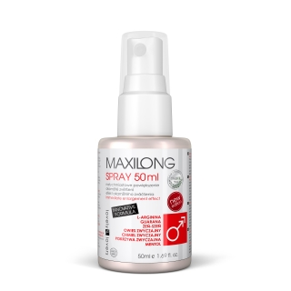 Lovely Lovers MAXILONG Spray INNOVATIVE FORMULA 50ml