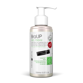 LovelyLovers BraUP Pearl & Voluplus formula gel na zpevnění poprsí 150 ml